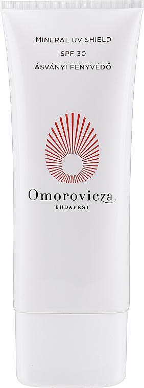 Sunscreen Cream - Omorovicza Mineral UV Shield SPF 30