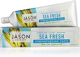 Fragrances, Perfumes, Cosmetics Toothpaste with Seaweed - Jason Natural Cosmetics Toothpaste Deep Sea Spearmint