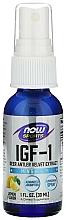 Fragrances, Perfumes, Cosmetics Growth Hormone Stimulant - Now Foods IGF-1 Plus Lipospray Deer Antler Velvet Extract