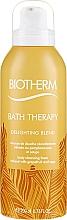 "Fragrances, Perfumes, Cosmetics Shower Foam ""Grapefruit & Sage"" - Biotherm Bath Therapy Delighting Blend Body Shower Foam"