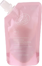 Fragrances, Perfumes, Cosmetics Soothing Facial Detox Mask with Pink Clay - BodyBoom Face Boom Mask With Pink Clay