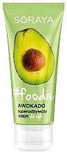 "Fragrances, Perfumes, Cosmetics Hand Cream ""Avocado"" - Soraya Foodie"