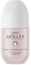 Fragrances, Perfumes, Cosmetics Deodorant - Anne Moller Sensitive Deodorant