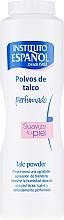 Fragrances, Perfumes, Cosmetics Foot Care Talc - Instituto Espanol Super Talc