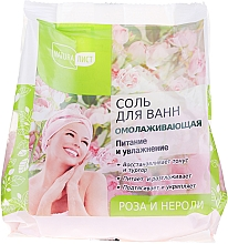"Fragrances, Perfumes, Cosmetics Bath Salt ""Rejuvenating. Rose & Neroli"" - NaturaList"
