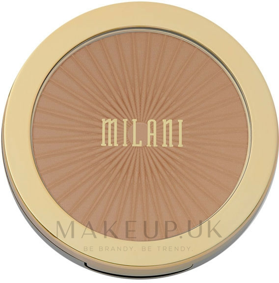 Face Bronzer - Milani Silky Matte Bronzing Powder — photo 03 - Sun Tan