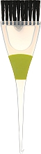 Fragrances, Perfumes, Cosmetics Hair Color Brush, 65002, white-green - Top Choice