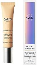 Fragrances, Perfumes, Cosmetics Face Pigment Base - Carita Le Te Teint Personnel