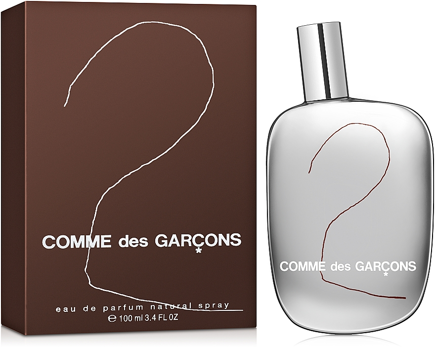 Comme des Garcons-2 - Eau de Parfum — photo N2