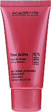 Fragrances, Perfumes, Cosmetics Face Gel Cream - Academie Time Active Cherry Blossom Liposomes Energy Booster
