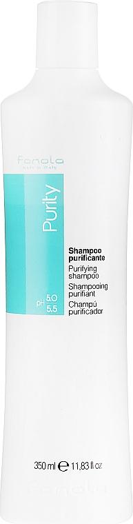 Anti-Dandruff Shampoo - Fanola Purity Anti-Dandruff Shampoo