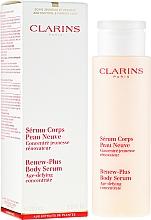 Fragrances, Perfumes, Cosmetics Serum - Clarins Renew-Plus Body Serum