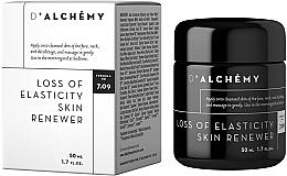 Fragrances, Perfumes, Cosmetics Anti-Aging Face Cream - D'Alchemy Loss of Elasticity Skin Renew