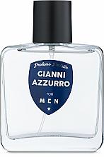 Fragrances, Perfumes, Cosmetics Vittorio Bellucci Gianni Azzurro for Men - Eau de Toilette