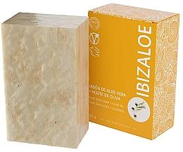 Fragrances, Perfumes, Cosmetics Olive Oil Soap - Ibizaloe Aloe Vera Soap Olive Oil