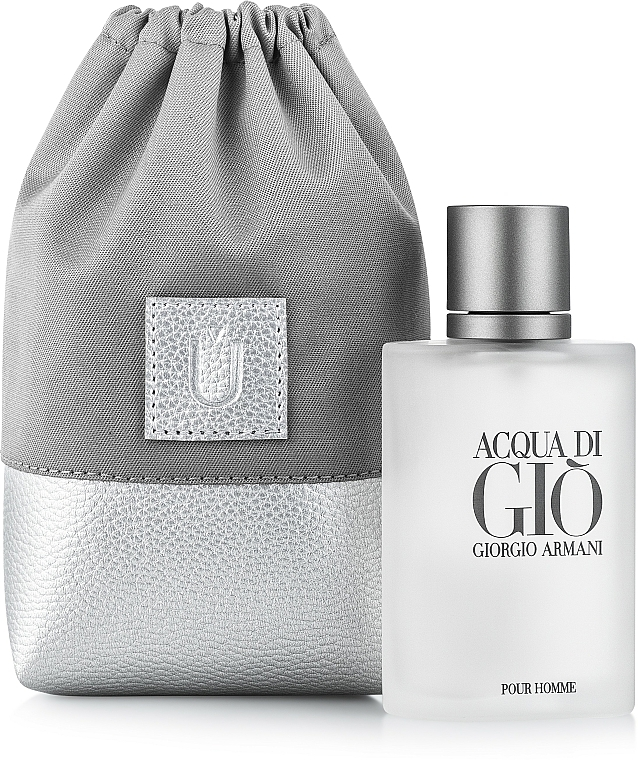 """Gift Pouch for Perfume, grey """"Perfume Dress"""" - MakeUp"""