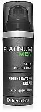 Fragrances, Perfumes, Cosmetics Revitalizing Face Cream - Dr Irena Eris Platinum Men Regenerating Cream