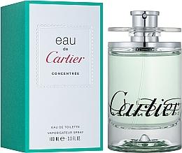 Cartier Eau de Cartier Concentree - Eau de Toilette — photo N2