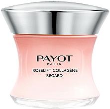 Fragrances, Perfumes, Cosmetics Peptide Eye Cream - Payot Roselift Collagene Regard Lifting Eye Cream
