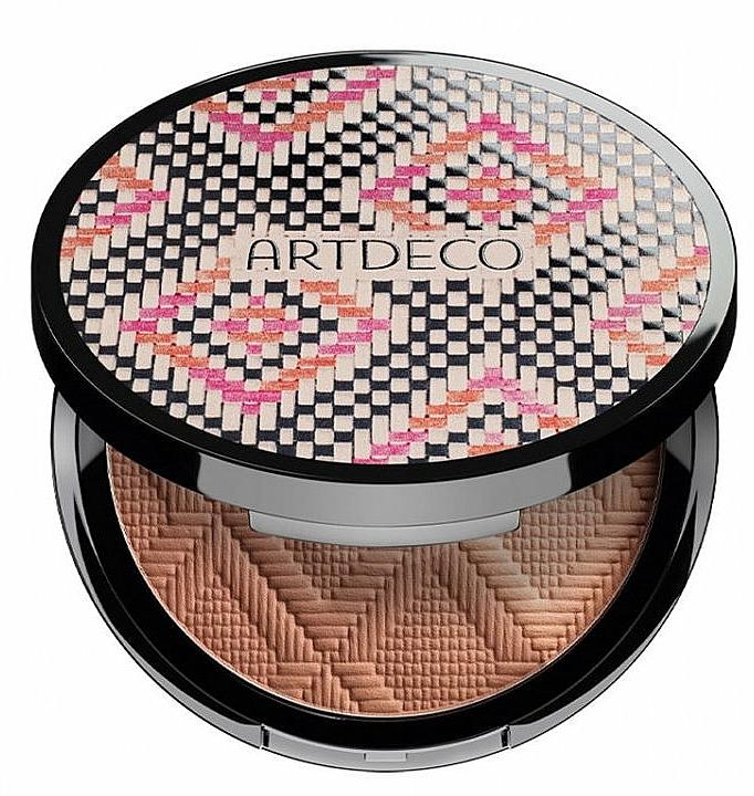 3-Color Bronzing Powder - Atrdeco All Seasons Bronzing Powder