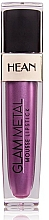 Fragrances, Perfumes, Cosmetics Lip Gloss - Hean Glam Metal Mousse Lipstick