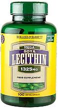 "Fragrances, Perfumes, Cosmetics Dietary Supplement ""Soy Lecithin"" - Holland & Barrett Mega Soya Lecithin 1325mg"