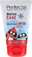 Fragrances, Perfumes, Cosmetics Baby Protective Winter Cream - Perfecta Winter Care Cream SPF20