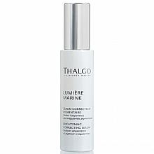 Fragrances, Perfumes, Cosmetics Brightening Correcting Serum - Thalgo Lumiere Marine Brightening Correcting Serum