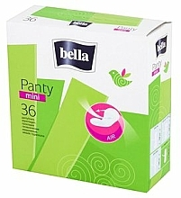Fragrances, Perfumes, Cosmetics Pantiliners Panty Mini, 36 pcs - Bella