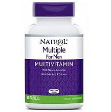 Fragrances, Perfumes, Cosmetics Men Multivitamin - Natrol Multiple for Men Multivitamin