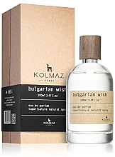 Fragrances, Perfumes, Cosmetics Kolmaz Bulgarian Wish - Eau de Parfum