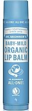 Fragrances, Perfumes, Cosmetics Baby Lip Balm - Dr. Bronner's Baby-Mild Lip Balm