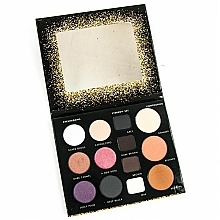 Fragrances, Perfumes, Cosmetics Makeup Palette - Vollare Cosmetics All In One Make Up