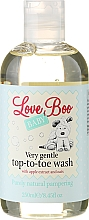 Fragrances, Perfumes, Cosmetics Baby Shower Gel & Shampoo - Love Boo Baby Very Gentle Top-To-Toe Wash