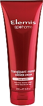 "Fragrances, Perfumes, Cosmetics Shower Cream ""Frangipani-Monoi"" - Elemis Frangipani Monoi Shower Cream"