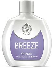 Fragrances, Perfumes, Cosmetics Breeze Oceano - Perfumowany dezodorant w sprayu