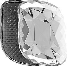 Fragrances, Perfumes, Cosmetics Hair Brush, silver - Twish Spiky 4 Hair Brush Diamond Silver