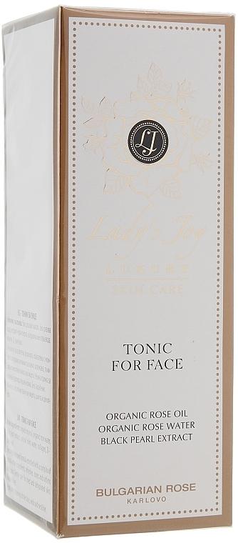 Face Tonic - Bulgarian Rose Lady's Joy Luxury Tonic For Face