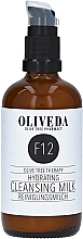 Fragrances, Perfumes, Cosmetics Cleansing Moisturizing Milk - Oliveda F12 Cleansing Milk Hydrating