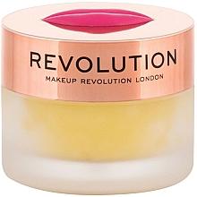 Fragrances, Perfumes, Cosmetics Pineapple Crush Lip Scrub - Makeup Revolution Lip Scrub Sugar Kiss Pineapple Crush