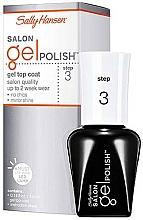 Fragrances, Perfumes, Cosmetics Gel Polish Top Coat - Sally Hansen Salon Gel Polish Gel Top Coat
