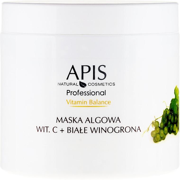 Algid Face Mask - APIS Professional Vitamin-Balance Algae Mask