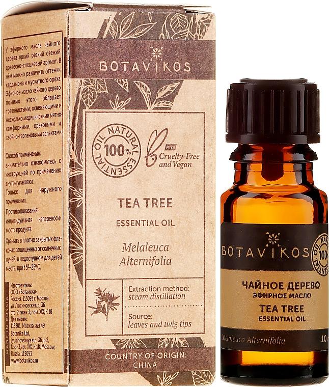 """Essential Oil """"Tea Tree"""" - Botavikos Tea Tree Essential Oil"""