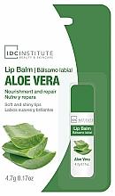 """Fragrances, Perfumes, Cosmetics Lip Balm """"Aloe Vera"""" - IDC Institute Lip Balm Aloe Vera"""