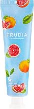 Fragrances, Perfumes, Cosmetics Nourishing Hand Cream with Grapefruit Extract - Frudia My Orchard Grapefruit Hand Cream