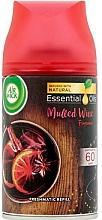 Fragrances, Perfumes, Cosmetics Air Freshener - Air Wick Freshmatic Essential Oils Mulled Wine