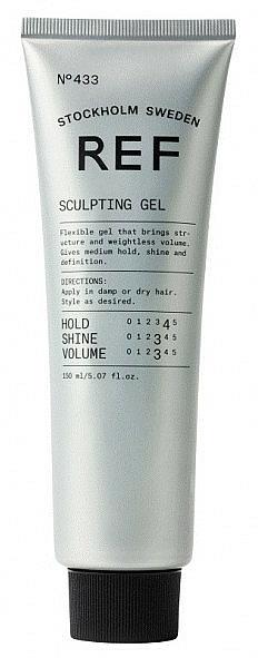 Hair Styling Gel - REF Sculpting Gel — photo N1