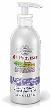 Fragrances, Perfumes, Cosmetics Lavender Shower Gel - Ma Provence Shower Gel Lavender