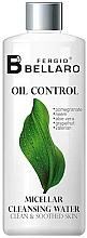 Fragrances, Perfumes, Cosmetics Micellar Water for Oily Skin - Fergio Bellaro Oil Control Micellar Cleansing Water