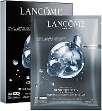 Fragrances, Perfumes, Cosmetics Eye Contour Face Mask - Lancome Genifique Hydrogel Melting Eye Mask